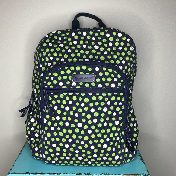 Vera Bradley backpack Lucky Dots. M 5b5137d22aa96a9ee8eac67c c1dab5d37d